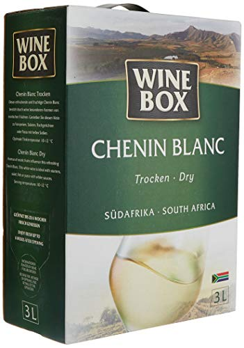 Wine Box Chenin Blanc Südafrika trocken Bag-in-Box (1 x 3 l)
