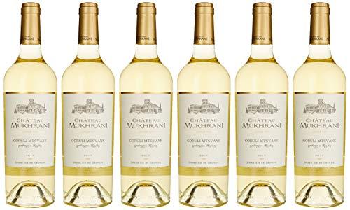 Château Mukhrani Goruli Mtsvane 2018 Georgien Wein trocken (6 x 0.75 l)