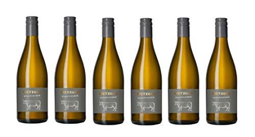 Metzger Prachtstück Weissburgunder Chardonnay Cuvée Weißwein Wein...