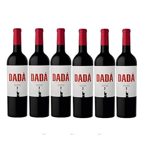 Finca Las Moras DADÁ No.2 Rotwein veganer Wein trocken Argentinien (6...