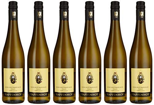 Weingut Rappenhof Gewürztraminer feinherb VDP.Gutswein Feinherb (6 x 750...