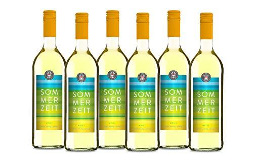 Sommerzeit Weißwein QbA ( 6 x 0,75l )
