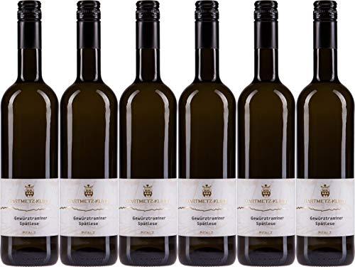 Hartmetz-Kling Gewürztraminer Spätlese Weißwein lieblich