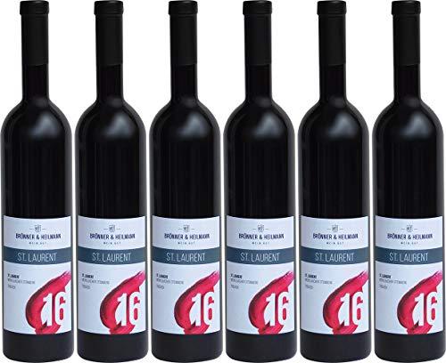 Brönner + Heilmann St. Laurent Barrique Grosser Wein 2017 Trocken (6 x...