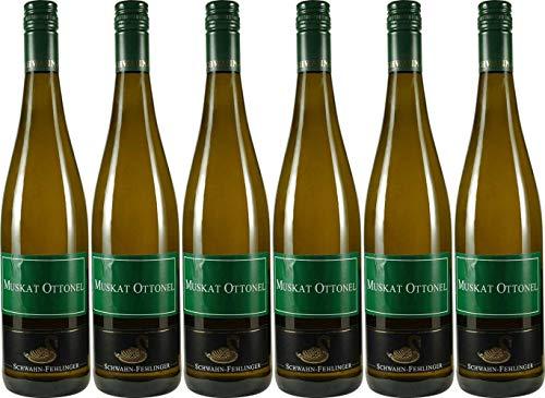 Schwahn-Fehlinger Westhofener Steingrube Muskat Ottonel Qualitätswein ***...