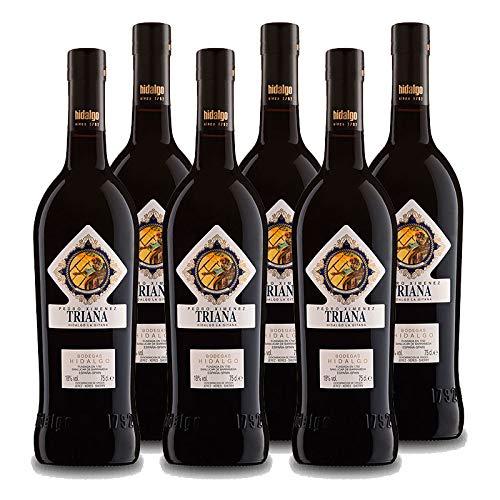 Süßer Wein Pedro Ximenez Triana von 75 cl - D.O. Jerez - Bodegas Hidalgo...
