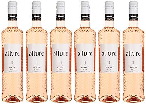 allure Merlot Rosé Halbtrocken (6 x 0.75 l)