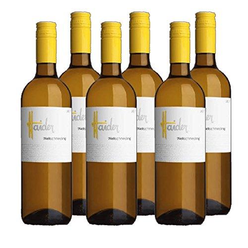 Illmitzer Welschriesling Weißwein Österreich 2018 trocken (6x 0.75 l)
