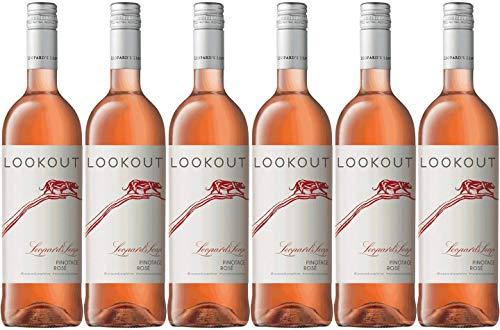 Leopard's Leap Lookout Pinotage Rosé 2019 | Probierpaket mit Roséwein aus...