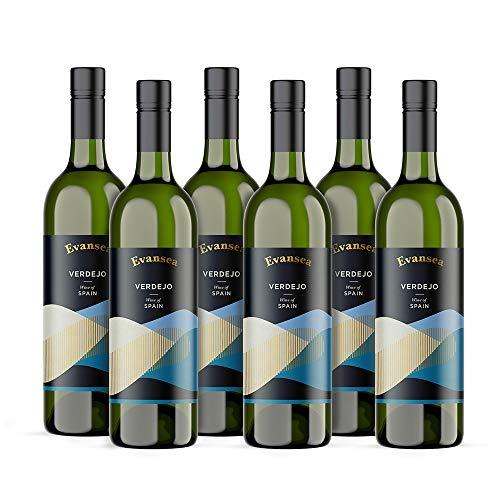 Evansea Weißwein Verdejo, Spanien (6x0,75L)