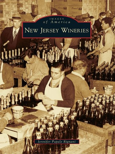 New Jersey Wineries (Images of America) (English Edition)